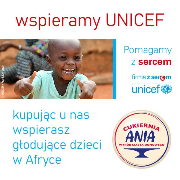 wspieramy unicef